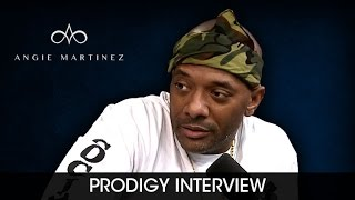 Prodigy Shows Angie Martinez How To Chef Up Prison Chow thumbnail