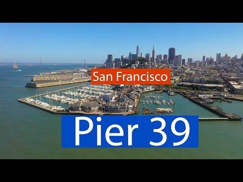 Pier 39 San Francisco - Complete Tour