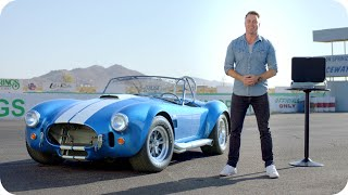 How You Can Win a Shelby Cobra 427 S/C and $20,000 // Omaze