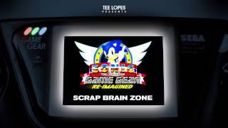 Sonic The Hedgehog (Game Gear/Master System) Re-Imagined - Scrap Brain Zone