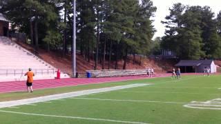kimberlin rogers vs mr billingslea 200m dash
