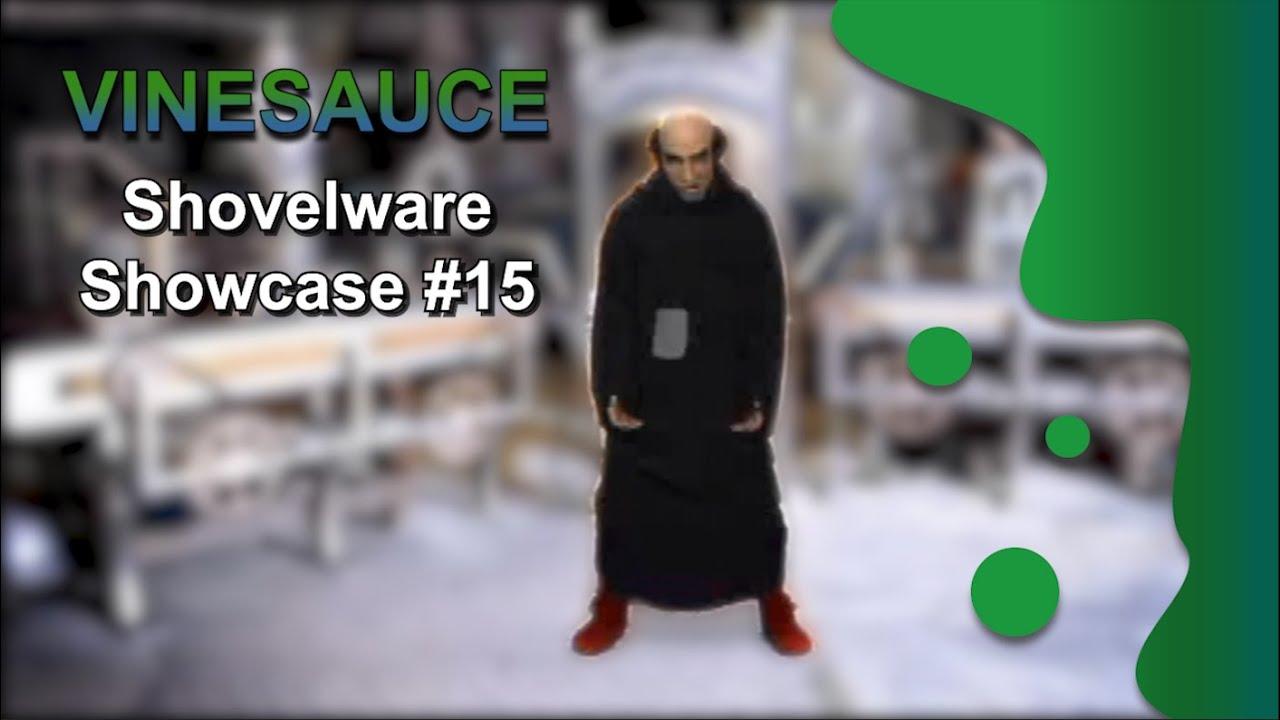 [Vinesauce] Vinny - Shovelware Showcase 15 (Fan Edit)