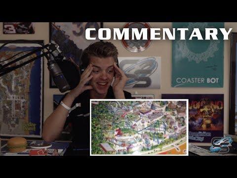 Coaster Studios Commentary: Amusement Park Park Maps