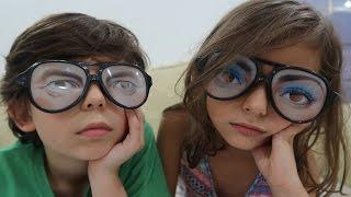 ايش النظارات هذه!؟!