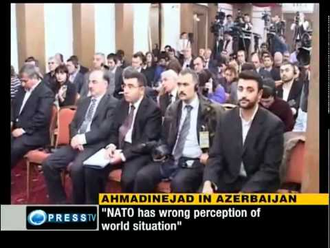 President Ahmadinejad to attend Caspian Sea summit in Baku, Nov 2010