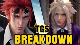 THE TURKS, SUMMONS, & DRESS UP | TGS Breakdown - Final Fantasy 7 Remake