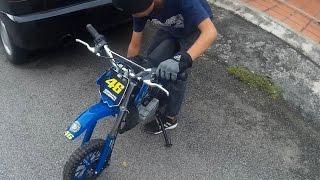 Mini Motocross 50cc Dirtbike Pocket Bike