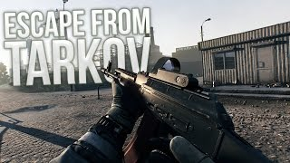 Escape From Tarkov - First Impressions - The Forest and Factory Raid (Escape From Tarkov Gameplay)