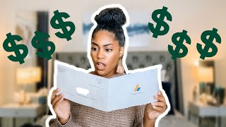 My First THREE Youtube Paychecks + How To Make Money on Youtube in 2020
