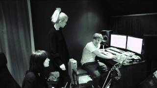 Say Lou Lou - Peppermint (In the studio)