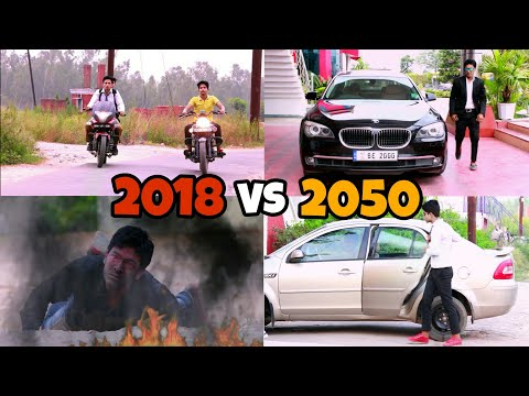 2018 vs 2050 Ameer | Round2World | R2W