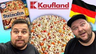 Pizza s kolínkama? Hledáme šmakulády v německém Kauflandu!