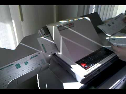 scantron grading machine