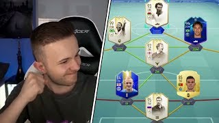 ENDLICH ein KRASSES HIGH RATED FUT DRAFT 🔥💪 FIFA 19 GamerBrother STREAM HIGHLIGHTS