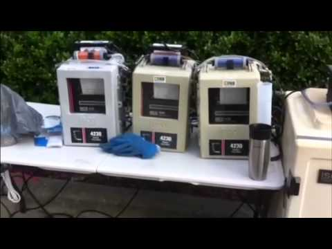 Isco Flow Metering Insert Installation