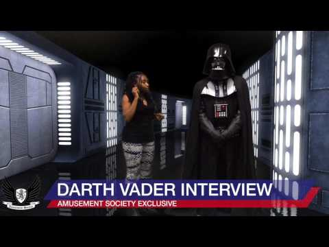 Darth Vader Interview - Rogue One