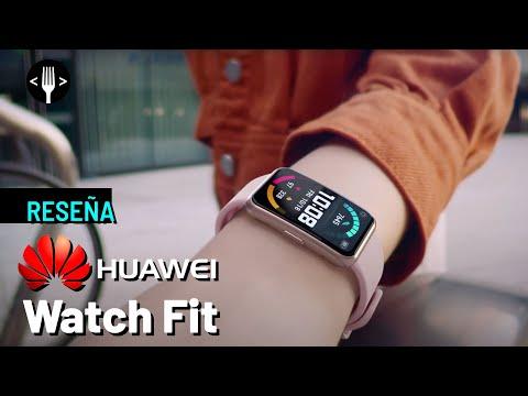 Reseña: Huawei Watch Fit