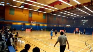 2016-17 香港學界精英籃球賽 (女子組) 沙田崇真 v