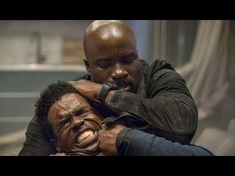 Luke Cage And Bushmaster (Люк Кейдж и Бушмастер) Совместная драка