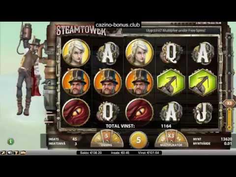 Spiele Steam Tower Slot Machine - Video Slots Online