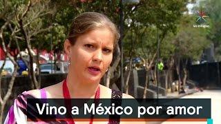 Jessica, la estadounidense que vino a México por amor - Despierta con Loret