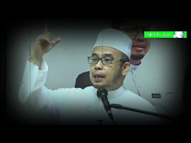 SS Dato Dr Asri-''Kalau Aku Tuhan Aku Takkan Ciptakan Kamu'' Yg Ni Jgn Kata