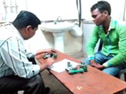 Client Interview for Plumber Job