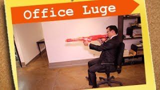 Office Luge - The Office Life