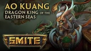 Smite | Ao Kuang | Montage #11!