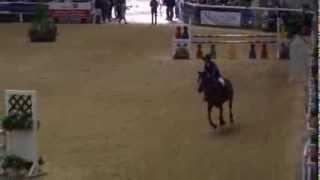Ballybur oh Jessie Tiny Tots Jump off 2013
