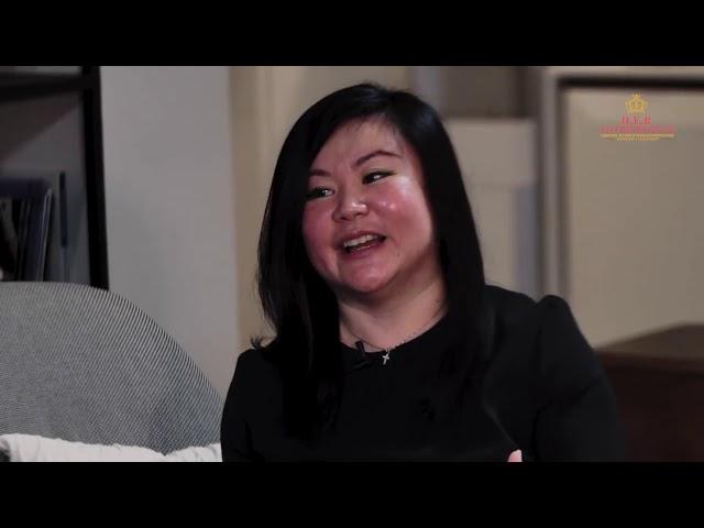 H.E.R Asia Summit 2018 | Female Entrepreneur | Dr. Anna Fong