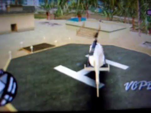 Code GTA Vice City Stories Helicopter