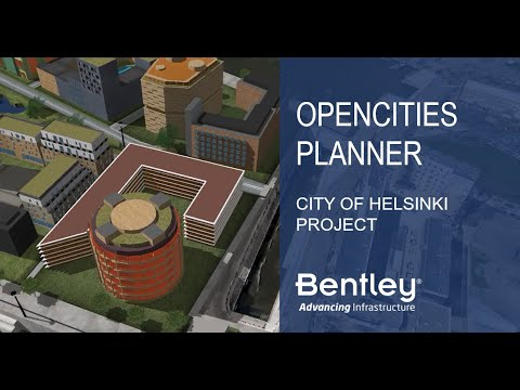 OpenCities Planner | City of Helsinki Project