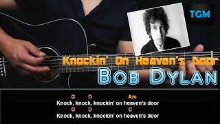 Como Tocar - Knockin' On Heaven's Door - Bob Dylan - Tutorial Facil (HD)