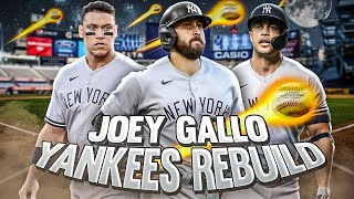 NEW YORK YANKEES REBUILD WITH JOEY GALLO in MLB The Show 21