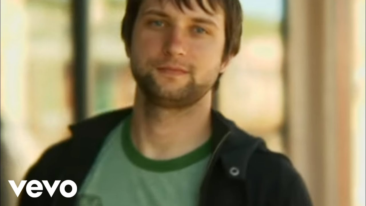 Brandon Heath - I'm Not Who I Was (Official Music Video)