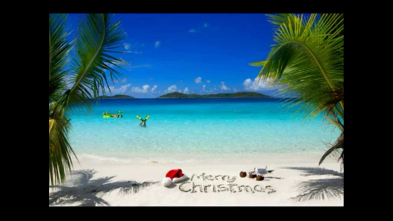 Let's Have A Caribbean Christmas This Year (Original Song) - YouTube
