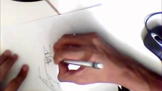 Drawing Sasuke Taka