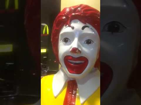 What happened to Ronald McDonald - YouTube