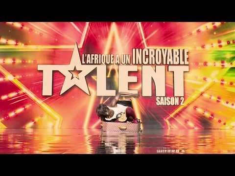La Prestation de Ronel Wamba dans l'Afrique a Un Incroyable Talent   saison 2