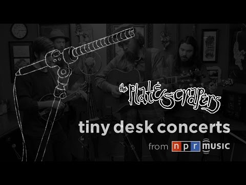 The Plate Scrapers - Ancient Mysteries // NPR TINY DESK CONTEST ENTRY