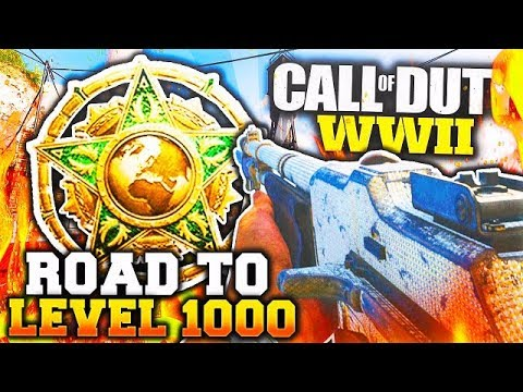 GRINDING TO LEVEL 1000! WORLD'S HIGHEST LEVEL! V2 ROCKETS ALL DAY!!!