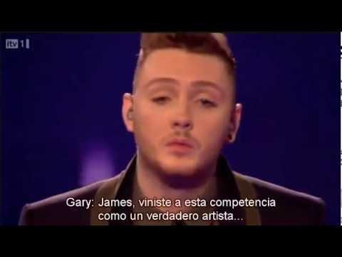 James Arthur - The Final - Impossible - X Factor UK 2012 (Subtitulado a español