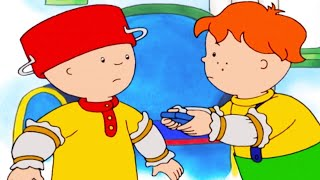 Caillou Full Episodes | Robot Caillou | Cartoon Movie | WATCH ONLINE | Cartoons for Kids