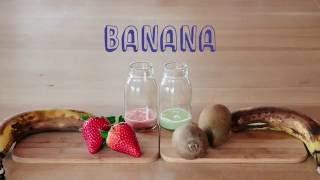 Hitra domislica: 3 nasveti za zrele banane