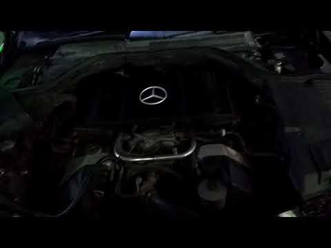 Мотор м 119 V8 5.0 мерседес W140