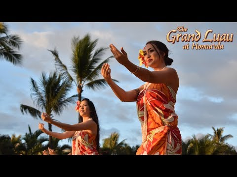 Grand Wailea Luau | Maui Activities | Maui, Hawaii