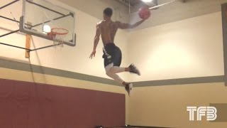 INSANE DUNK Session! Guy Dupuy 35 minute DUNK...