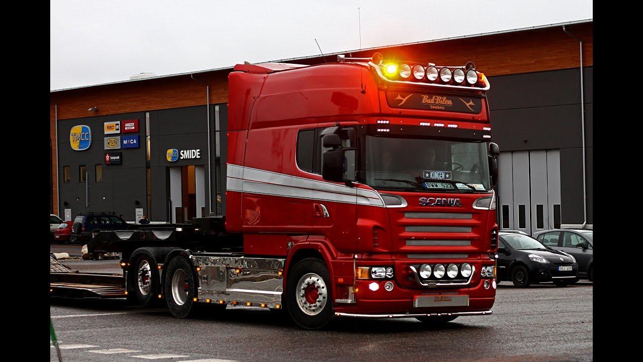 Best Of Scania Longline