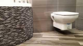 Ремонт ванної кімнати в новобудові Краснодар (як все було)